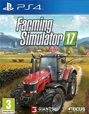 Farming Simulator 17 PS4