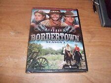 Bordertown: Season 1 26 Episodes Over 9 Hours (DVD 2013 2-Disc Set) TV Show NEW