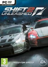 Need for Speed: Shift 2 Unleashed (PC DVD) BRAND NEW SEALED