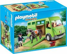 Playmobil Country - 6928 - Horse Transporter - Tracked P&P