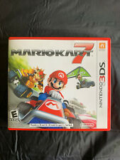 Mario Kart 7 (Nintendo 3DS, 2011) - Tested!