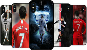 Cristiano Ronaldo Phone Case Cover For iphone 6 6S 7 8 Plus X XR XS MAX 11 Pro