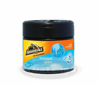 ArmorAll Car Gel Can Air Freshener TRANQUIL SKIES Scent Car Home