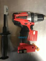 "Brand New Milwaukee M18 Fuel Cordless Hammer Drill/Driver, 18V 1/2"" Bare 2705-20"