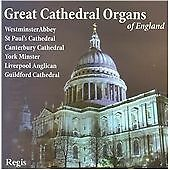 Great Cathedral Organs of England, Various, Good