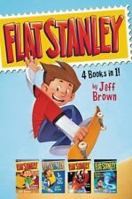 FLAT STANLEY, HIS ORIGINAL ADVENTURE / STANLEY, FLAT AGAIN / STANLEY AND THE MAG
