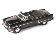 1:43 Welly - Ford Crestline Sunliner Convertible 1953 - schwarz