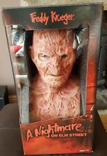 LICENSED IMMORTAL A NIGHTMARE ON ELM STREET FREDDY KRUEGER SILICONE MASK