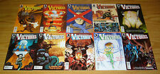 Michael Avon Oeming's the Victories vol. 2 #1-15 VF/NM complete series