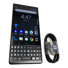 BlackBerry Key2 64GB Black BBF100-2 Unlocked GSM Smartphone #7228 BEST DEAL