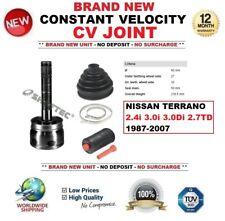 für Nissan Terrano 2.4i 3.0i 3.0Di 2.7TD 1987-2007 Constant Geschwindigkeit