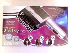 CONAIR 3-IN-1 STYLING SYSTEM 1875 WATT MODEL SD4NP