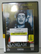 SANGAM, Hindi DVD with English subtitles