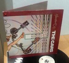 "The Cars - Heartbeat City - 12"" Vinyl Album - Gatefold Sleeve - Picture Inner"