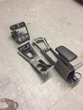 JDM 2003-2008 Subaru Forester SG9 STI cup holder center console w/ ext arm-rest