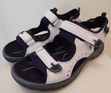Ecco Yucatan Women's Sports Hiking Walking Sandals EU 40, US 9 - Beige, Cream