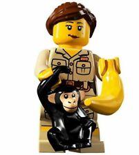 Lego Minifigures Serie 5 Minifigura Zookeeper 8805 - Nuevo, 100% Original