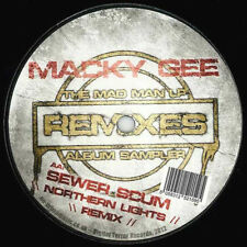 Macky Gee  - The Mad Man LP - Album Sampler - RARE DNB VINYL - DTR040