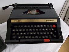 Macchina da scrivere portatile SINGER Personal 6600 con custodia