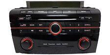 06 07 08 09 Mazda 3 BOSE Radio XM Satellite 6 Disc CD Changer MP3 Player Factory