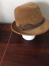 15829ce0fcceb Vintage John B Stetson Heritage The Sovereign grey Fur Felt Fedora Hat Sz 7  1