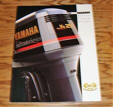 Original 1994 Yamaha Marine Power Systems Boat Motor Deluxe Sales Brochure 94