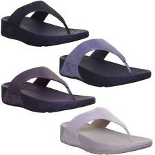 FitFlop Flip Flops Suede Sandals & Beach Shoes for Women