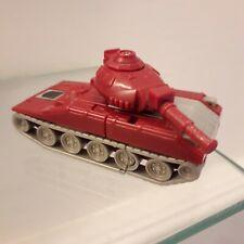 Vintage 1980s G1 Transformers Warpath Tank RARE Retro Vtg Toy 1980s Robot Look