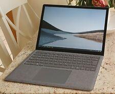"Microsoft Surface portátil 3 13,5"" (Intel Core i5, 8gb RAM, 128gb SSD, platino)"