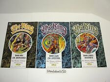 Ring Of The Nibelung #1-3 Comic Lot DC 1989 2 Wotan Fafner Roy Thomas Gil Kane