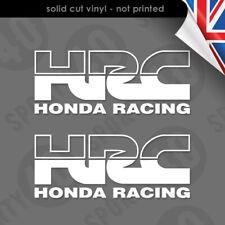 Honda Racing HRC Honda Racing Corporation Replacment Decal/Sticker 6117-0219