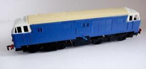 NOVO / RAILWAYS (BIG BIG TRAIN) BLUE  - HYMEK (UNBOXED)