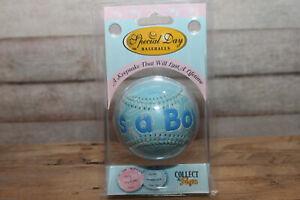 It's a Boy - Baseball Ball Souvenir Collectors Keepsake