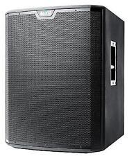 Alto TS218S 1250 Watt 18 Inch Powered Subwoofer DJ Active Bass System