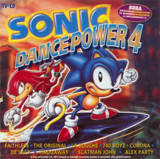 cd: SONIC DANCE POWER 4