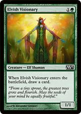 *MRM* FR 4x visionnaire elfe - Elvish Visionnary  MTG Magic 2010-2015