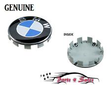 "NEW 1 Genuine Wheel Center Cap W. Emblem BMW OEM# 36136783536 67 mm 2.7"""