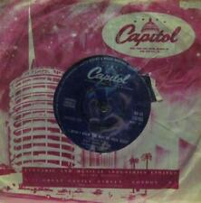 """Nat King Cole(7"""" Vinyl)I Wish I Knew The Way To Your Heart-Capitol-45-C-VG/VG"""