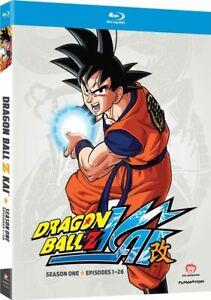 Dragon Ball Z KAI Season 1 Series One Episodes 1 - 26 New Region B Blu-ray