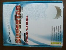 Air Aqua Super Tab - 12 Pieces against Bacterial Problems in the Pond with
