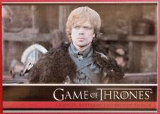 GAME OF THRONES - Season 1 - Card #10 - CRIPPLES, BASTARDS - Rittenhouse 2012