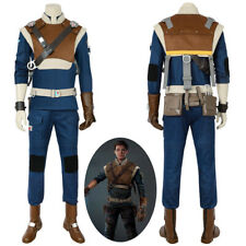 Star Wars Jedi Fallen Order Cal Kestis Costume Cosplay Suit Men Outfit