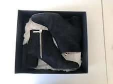 Whistles Logan Square Toe Ankle Boot - size 6