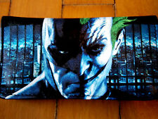 THE JOKER FACE ROLLING TOBACCO POUCH CASE WALLET GOTHAM CITY BATMAN HERO MOVIE