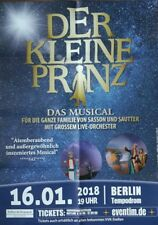 Le petit prince musical affiche poster BERLIN