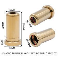 1PCS Vacuum Tube Shield High-End Aluminum Valve Guard for 12AX7 6DJ8 12AU7 HiFi