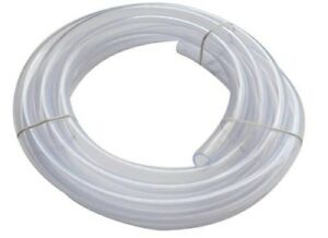"""Non-Absorbing PVC Tubing for Air/Water - Inner Dia 1-1/2"""" Outer Dia 1-7/8"""" 5 ft"""