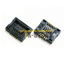 10Pcs Gb042-10S-H10-E3000 female base 10Pin Lg Connector