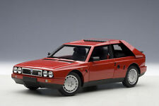 LANCIA Delta S4 Red to The 1/18 AUTOart 74771 Car Miniature