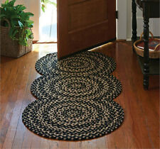 "Kendrick Braided Entryway Circle Rug Runner by Park Designs - 30"" x 72"""